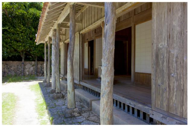 沖縄の気候と木造住宅