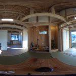 【360°】リビング