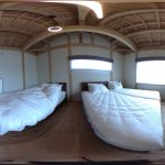 【360°】寝室