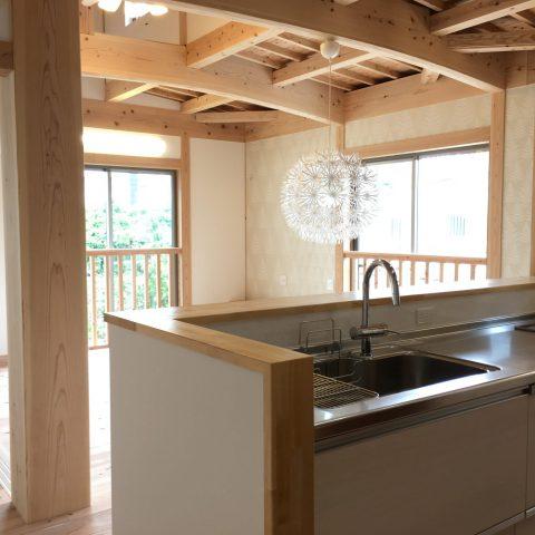 二世帯木造住宅