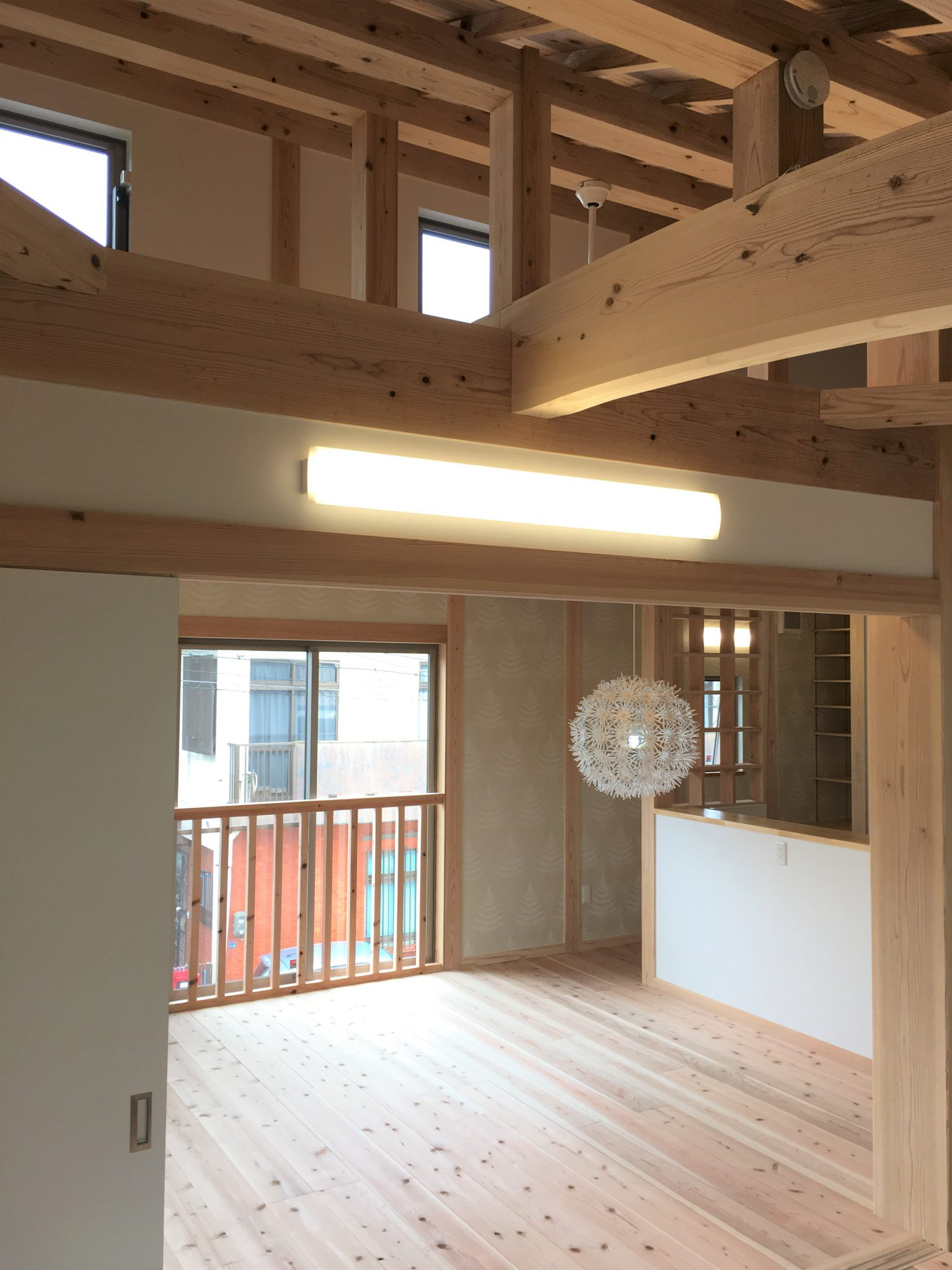2階洋室・リビング